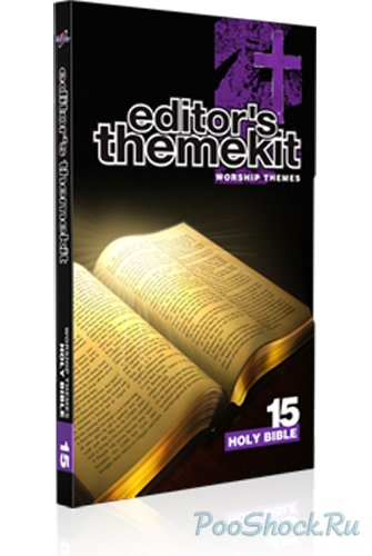 Digital Juice - Editor's Themekit 15: Holy Bible