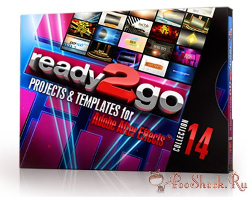 Ready2Go: Collection 14 (for After Effects)