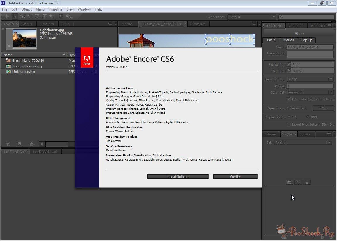 Шаблоны для Adobe Premiere