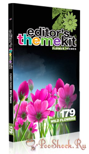 Digital Juice - Editor's Themekit 179: Wild Flowers
