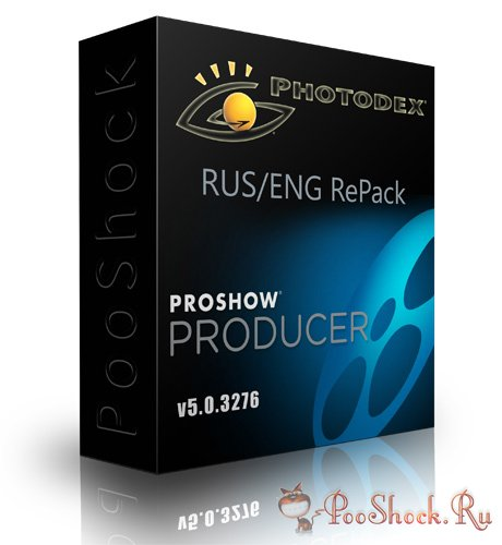 Photodex ProShow Producer 5.0.3276 RUS-ENG RePack