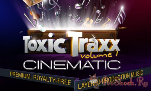 Digital Juice - Toxic Traxx Collection 1: Cinematic