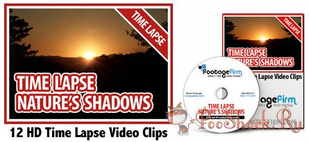 FootageFirm - HD Time Lapse Nature's Shadows