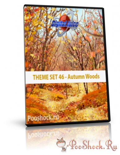 Digital juice - theme set 46 Autumn Woods