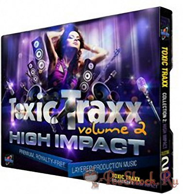 Digital Juice - Toxic Traxx Collection 2: High Impact