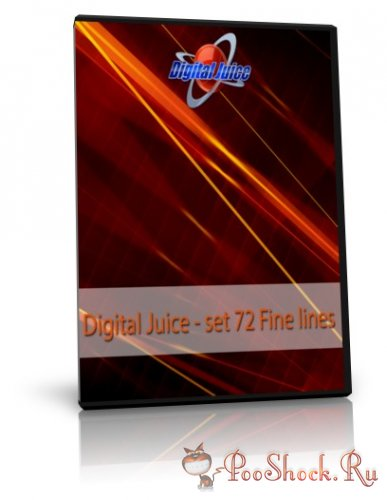 Digital Juice - Editor's Toolkit Pro Single 72 Fine lines