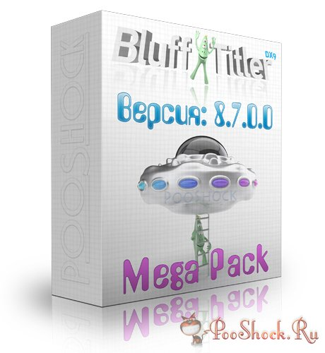 BluffTitler DX9 iTV 8.7.0.0 MegaPack