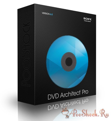 Sony DVD Architect Pro 6.0.237 ML-RUS