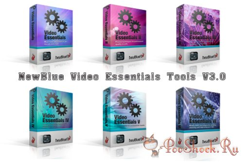 NewBlue Video Essentials Tools V3.0 (Build 121113)