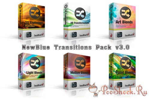 NewBlue Transitions Pack v3.0.121113