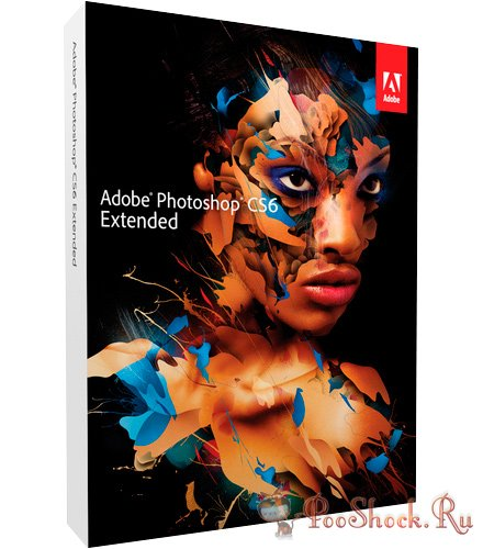 Adobe Photoshop CS6 (v.13.0.1.1) Extended Upd.2 RUS-ENG