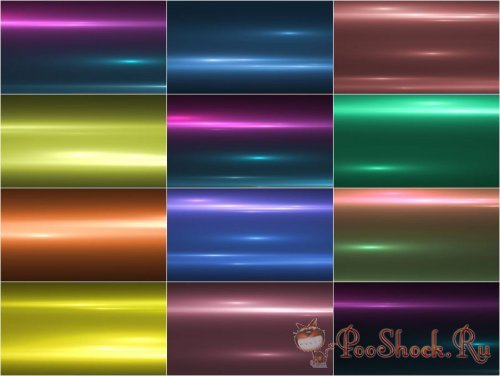 Videohive - Light Glow Flares Transitions