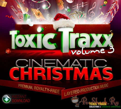 Digital Juice - Toxic Traxx Collection 3: Christmas