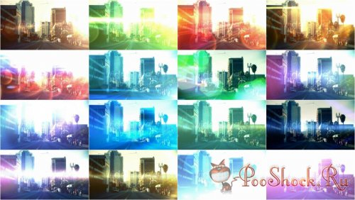 Videohive - Light Transitions