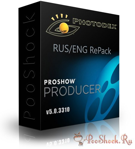 ProShow Producer 5.0.3310 RePack RUS-ENG