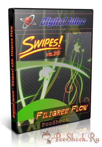 Digital Juice - Swipes! v35: Filigree Flow