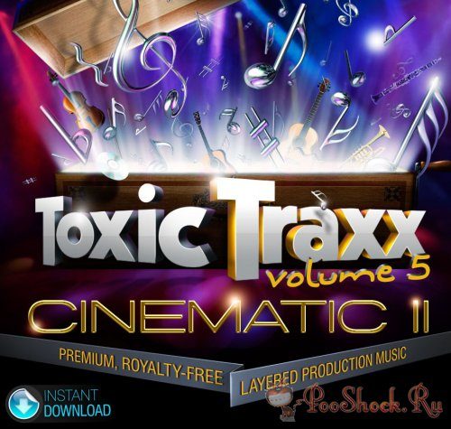 Toxic Traxx Volume 5: Cinematic-II