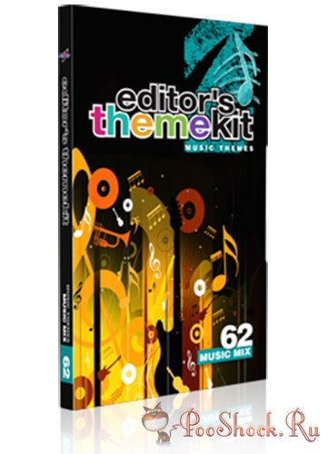 Digital Juice - Editor's Themekit 62: Music Mix