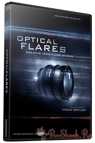 Video Copilot - Optical Flares 1.3.3 + Pro Presets 1,2