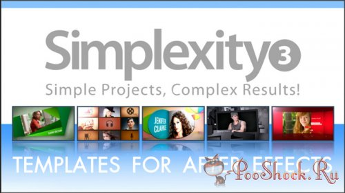 Digital Juice - Simplexity Collection 3 (for After Effects)