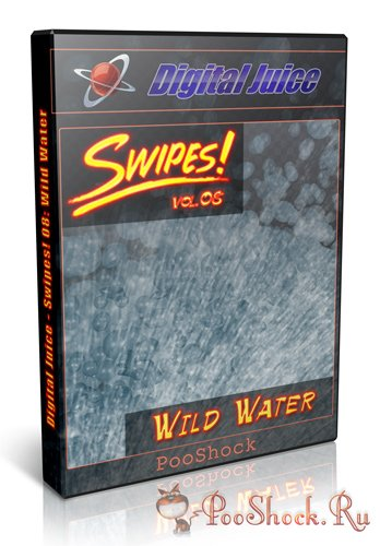Digital Juice - Swipes! 08: Wild Water