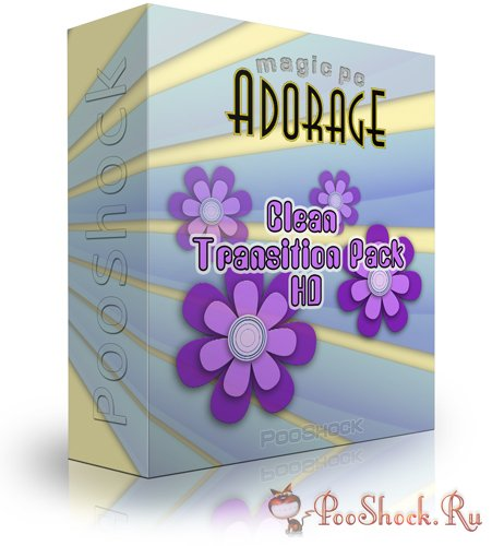 Adorage Clean Transition Pack HD