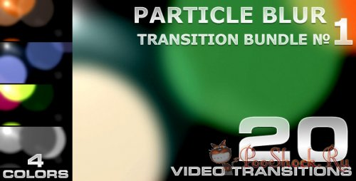 Videohive - Particle Blur Transition - 1