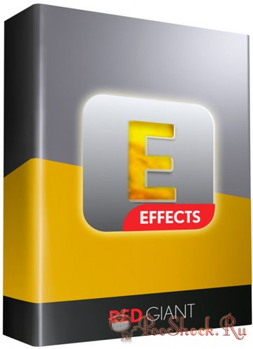 Red Giant Effects Suite v11.0.1