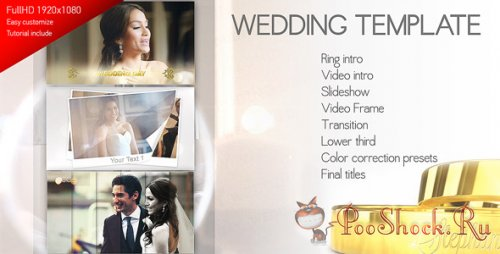 VideoHive - Wedding Mega Pack (Project for After Effects)