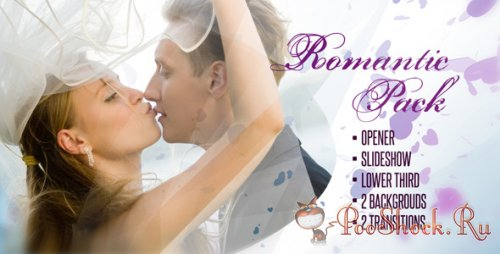 VideoHive - Romantic Pack (Project for After Effects)