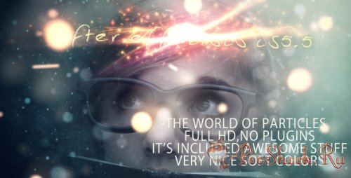 VideoHive - The World Of Particles (Project for After Effects)