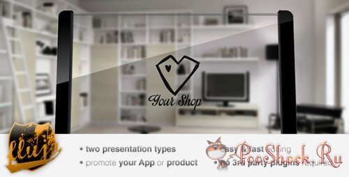 VideoHive - Glass Tablet (AE Project)