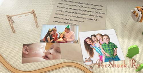 Videohive - Happy Childrens Day (.aep)