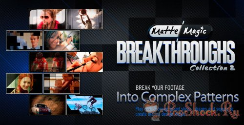 Matte Magic - Breakthroughs Collection 2