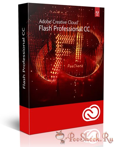 Adobe Flash Professional CC (13.1.0.217) ENG-RUS