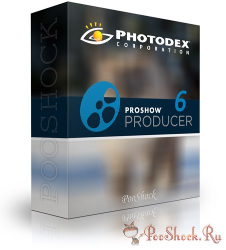 Photodex ProShow Producer 6.0.3397 RePack ENG-RUS