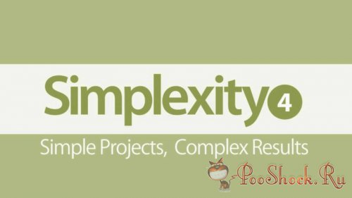 Simplexity Collection 4 for Sony Vegas