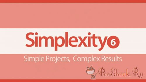 Simplexity Collection 6 for Sony Vegas