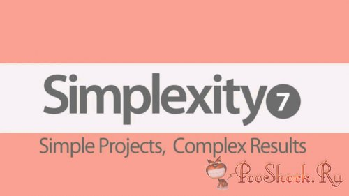 Simplexity Collection 7 for Sony Vegas