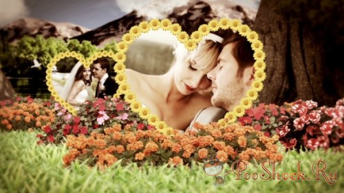 Videohive - Wedding garden (.aep)