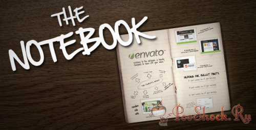 Videohive - The Notebook (.aep)