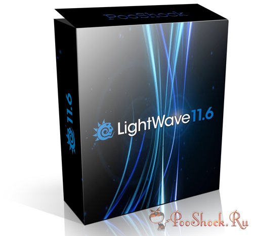 NewTek LightWave 3D v.11.6.3 Build 2737 (32-bit64-bit)