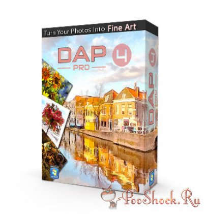 Dynamic Auto-Painter PRO 4.0 ENG-RUS RePack