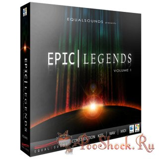 Equalsounds Epic Legends Vol. 1