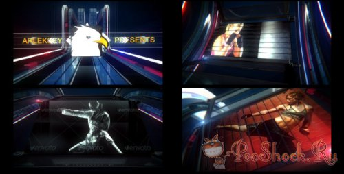 Videohive - Power (.aep)