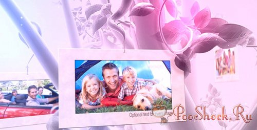 Videohive - Photo Album Summer Memories (.aep)