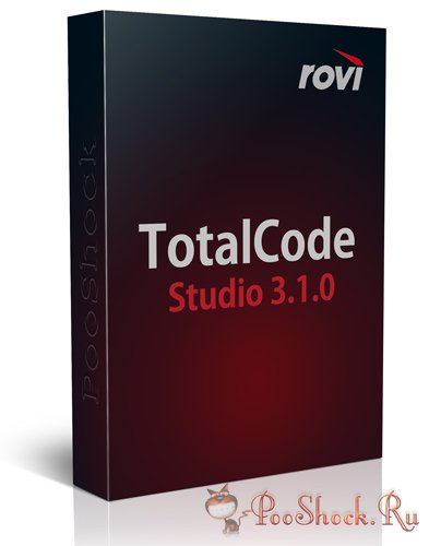 Rovi TotalCode Studio 3.1.0 build 16757