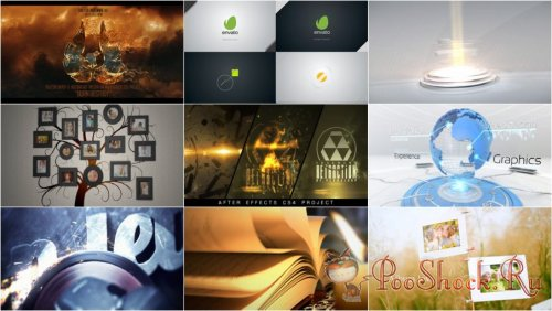 VideoHivePack-61 (After Effects Projects Pack)
