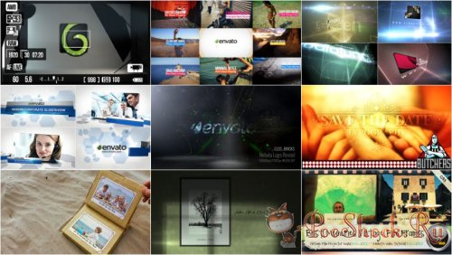 VideoHivePack-67 (After Effects Projects Pack)