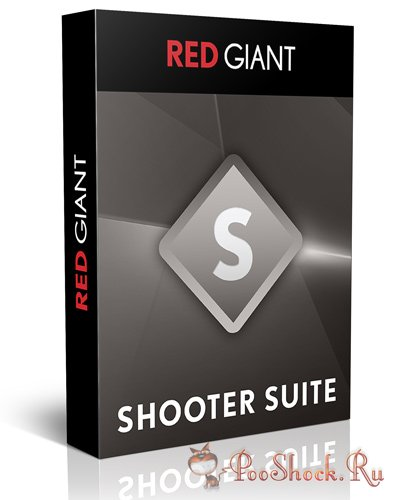Red Giant - Shooter Suite 12.5